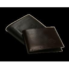 Billetera caballero de cuero con porta monedas 611