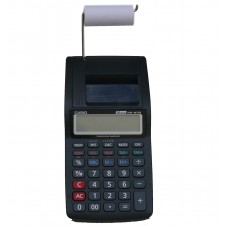 Calculadora Casio HR 8 con rollo