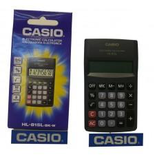 Calculadora Casio Hl 815 8 dígitos
