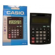 Calculadora Casio MS 8 de escritorio 8 dígitos
