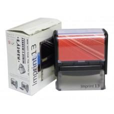 Sello automático Imprint 13 con almohadilla incluída