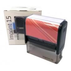 Sello automático Imprint 15 con almohadilla incluída